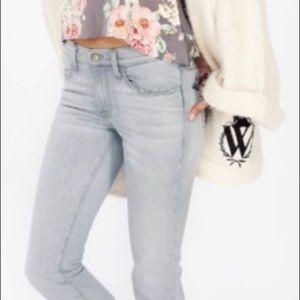 NWT WILDFOX Marianne Skinny Jeans!